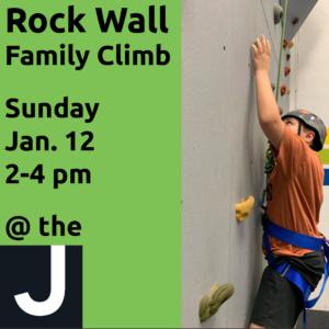 Rock Wall Family Climb