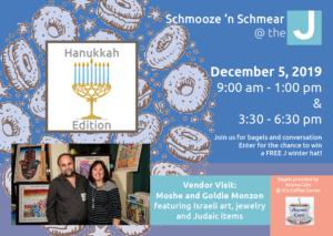 Schmooze and Schmear