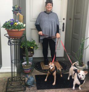 Susan Goldman dogs