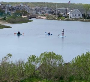 Seeley paddle board