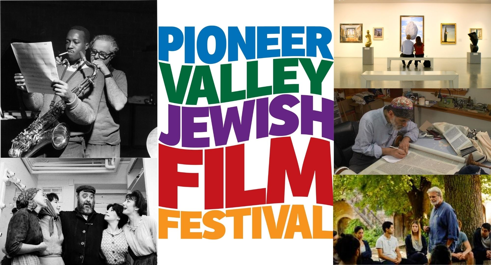 Enjoy the Pioneer Valley Jewish Film Festival