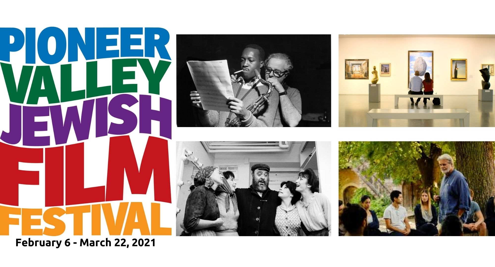 Pioneer Valley Jewish Film Festival