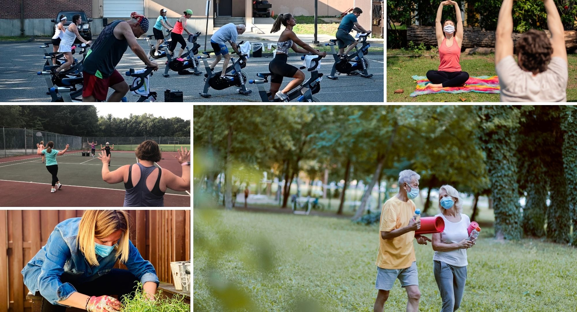 Outdoor Recreation & Fitness